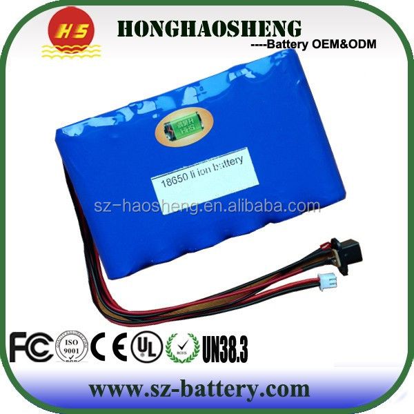 HHS portable battery 6v 4.2ah rechargeable battery