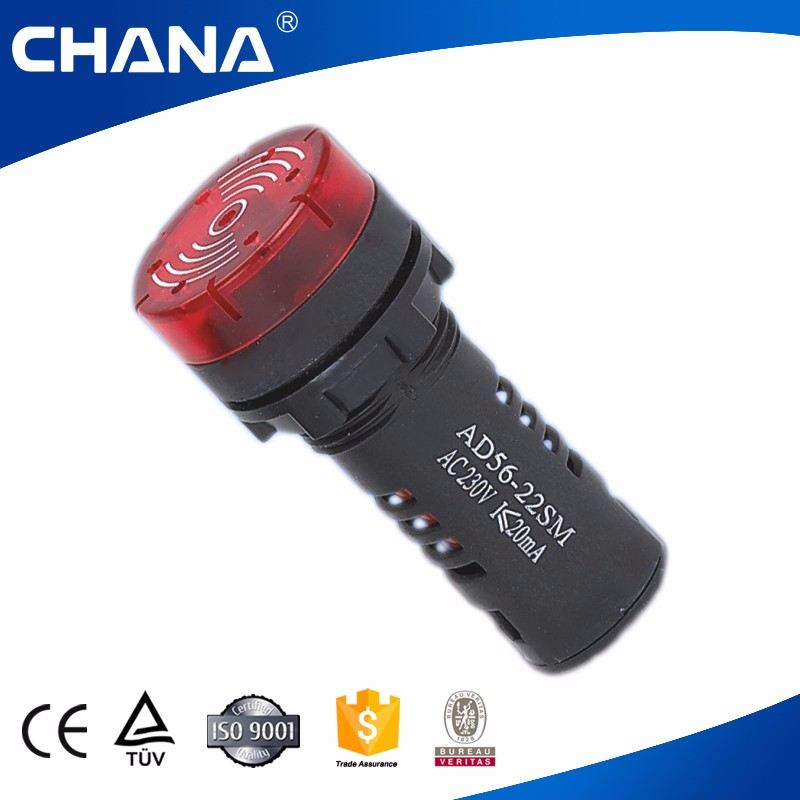 CE and RoHS Approval Buzzer LED Indicator