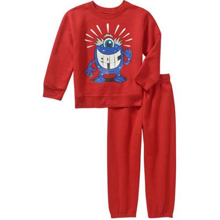 long sleeve children cartoon printing outfits sets made in China