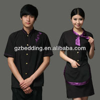 Hotel/Restarant/Bar Waiter/Waitress Uniform/Staff Uniform