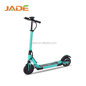 2017 Wholesale cheap kids 350w 2 wheel foldable electric scooter for adults