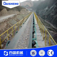 Alibaba Golden Supplier Hot Sale Coal Belt Conveyor System In India