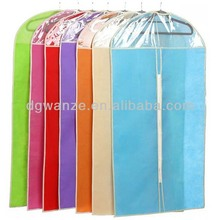 2015 Foldable garment storage bags dust proof cover for suit