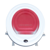 OEM acceptable automaticm robotic cleaner vacuum, premium rising home appliance robot vacuum cleaner with touch screen
