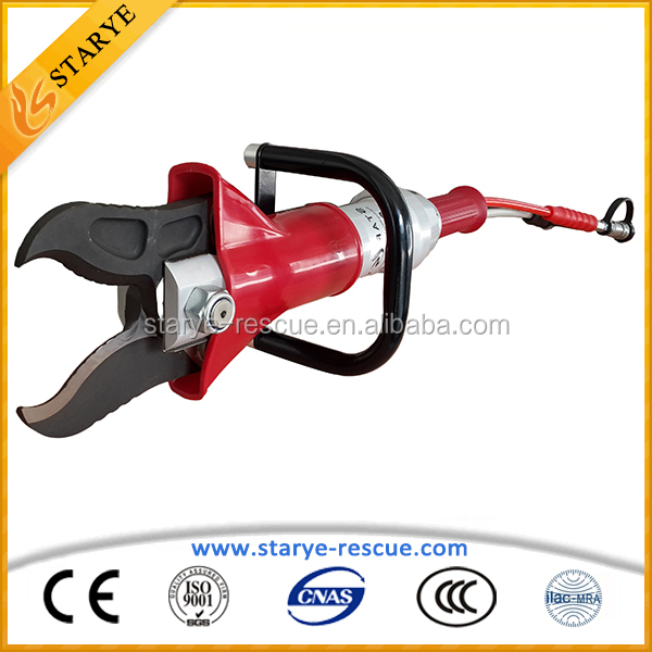 Steel Plate Cutter Manual Hydraulic Car Rescue Cutting Equipment of Hydraulic Cutting Tool