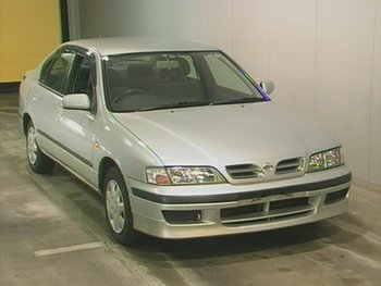 2000 NISSAN PRIMERA Sedan RHD Used Japanese Cars