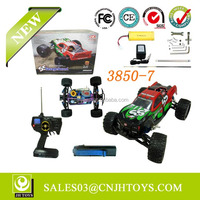 Henglong 3850-7 1:8 Scale Gas Powered Rc 4x4 Trucks Kids Petrol Cars For Sale