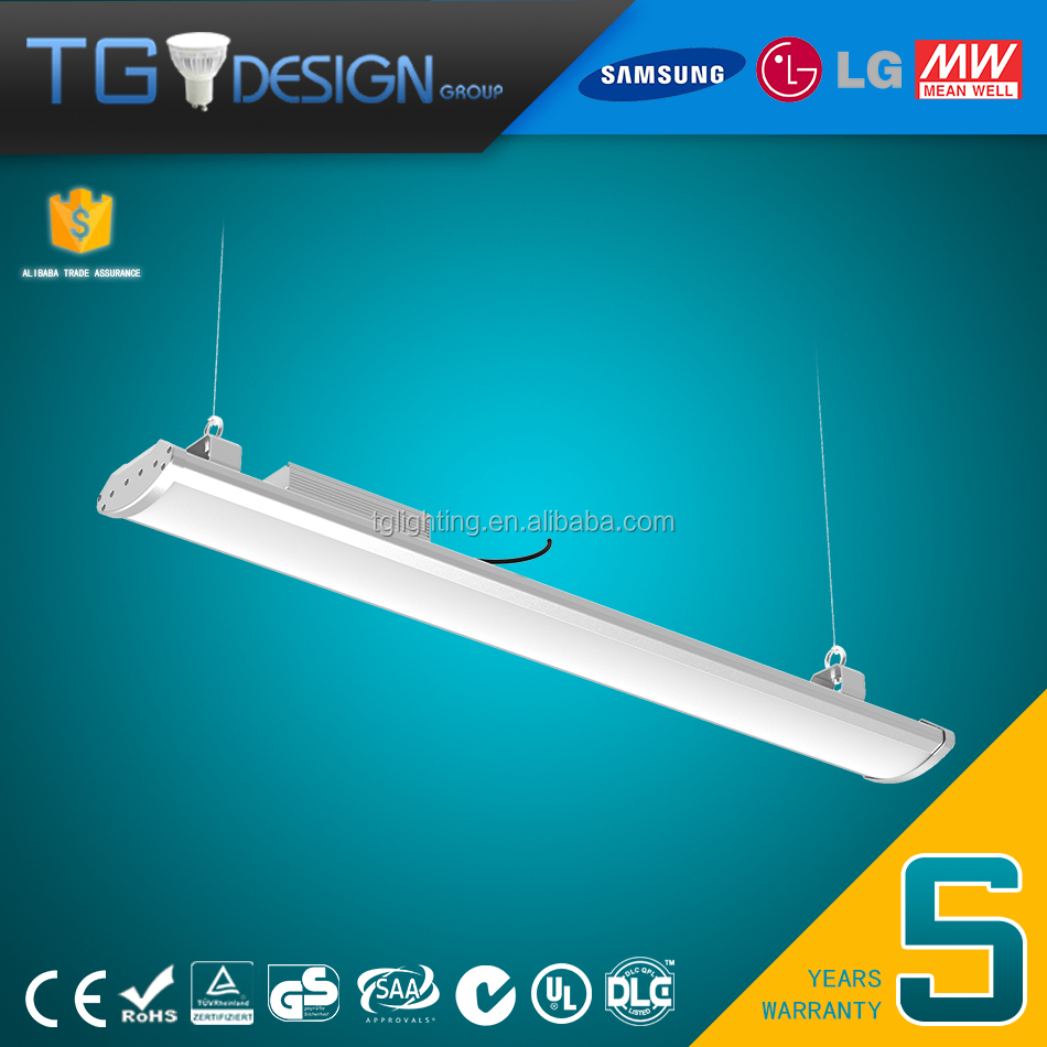 120w led high bay light for ShenZhen Factory OEM agent ,linear high bay design