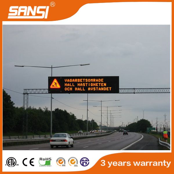 SANSI high definition video led display full color cheap price