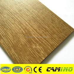 PVC flooring use fiberglass is for wearproof
