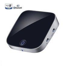 Wireless 4.1 Bluetooth Receiver Adapter 3.5mm AUX Audio Music Adapter for Phone