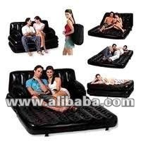 5 in 1 air sofa bed (GLOBAL WONDER INNOVATIONS)