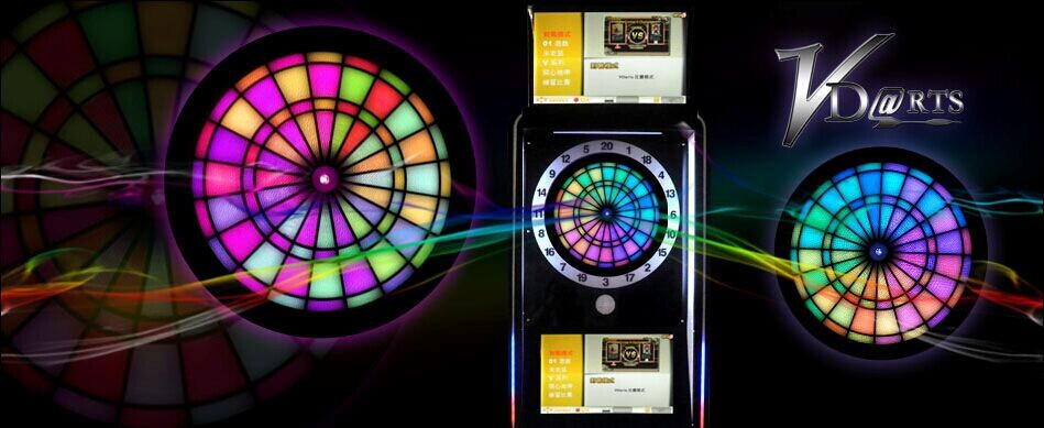 electronic bristle dartboard buy coin operated electronic