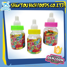 China cheap surprise candy with baby bottle toys