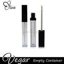 makeup powder container Empty Lip Gloss Cosmetics Container Square Tube