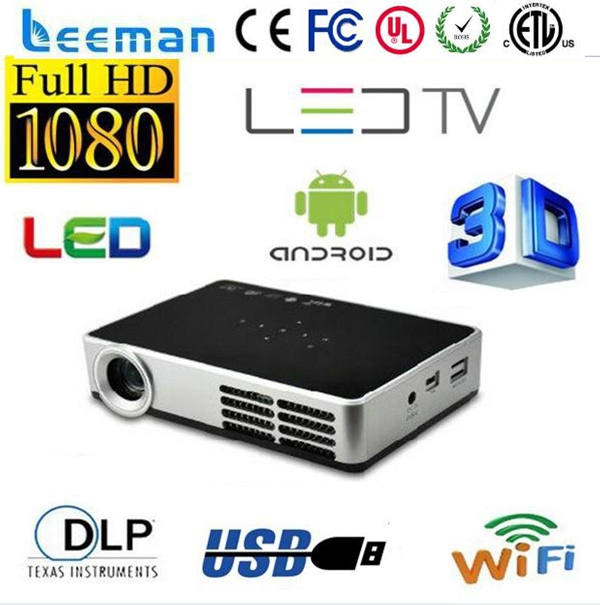 1080p wifi projector children mini projector android 4.0 led projector with wifi