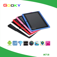 Cheapest tablet android 7inch wifi android tablet 8gb in stock