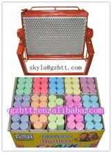 All sorts of color of chalk making machine