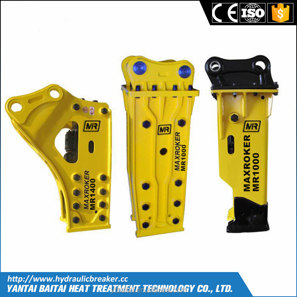 New Design High Quality Hydraulic Jack Hammer Hydraulic Rock Breaking Tools for Sale