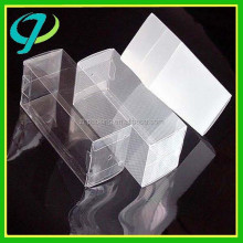 cheap price Profession custom plastic printing PET/PVC clear box package with hang hole