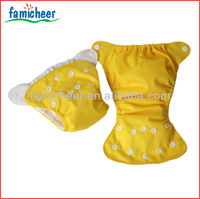 Famicheer Bamboo Newborn Pocket Diapers Wholesale