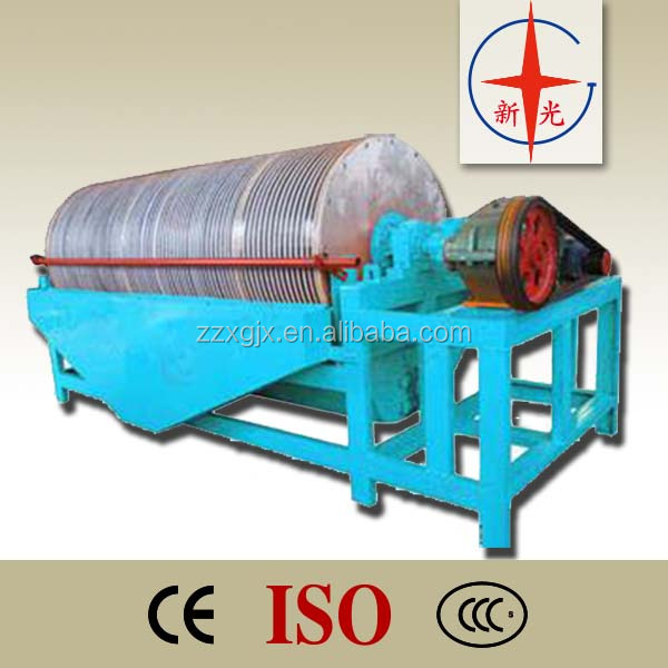 China High Efficient low price tantalite magnetic separator