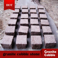 china garden granite cobble stone with high quality