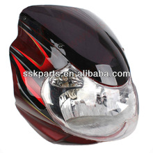 HAISSKY bajaj discover spare parts price for headlight/bajaj motorcycle spare parts