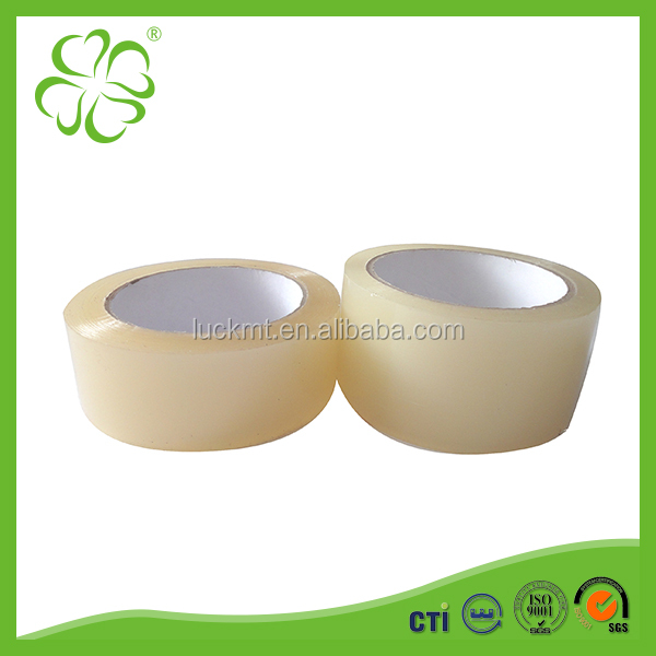 Free Samples Transparent BOPP Adhesive Cheap Packaging Tape