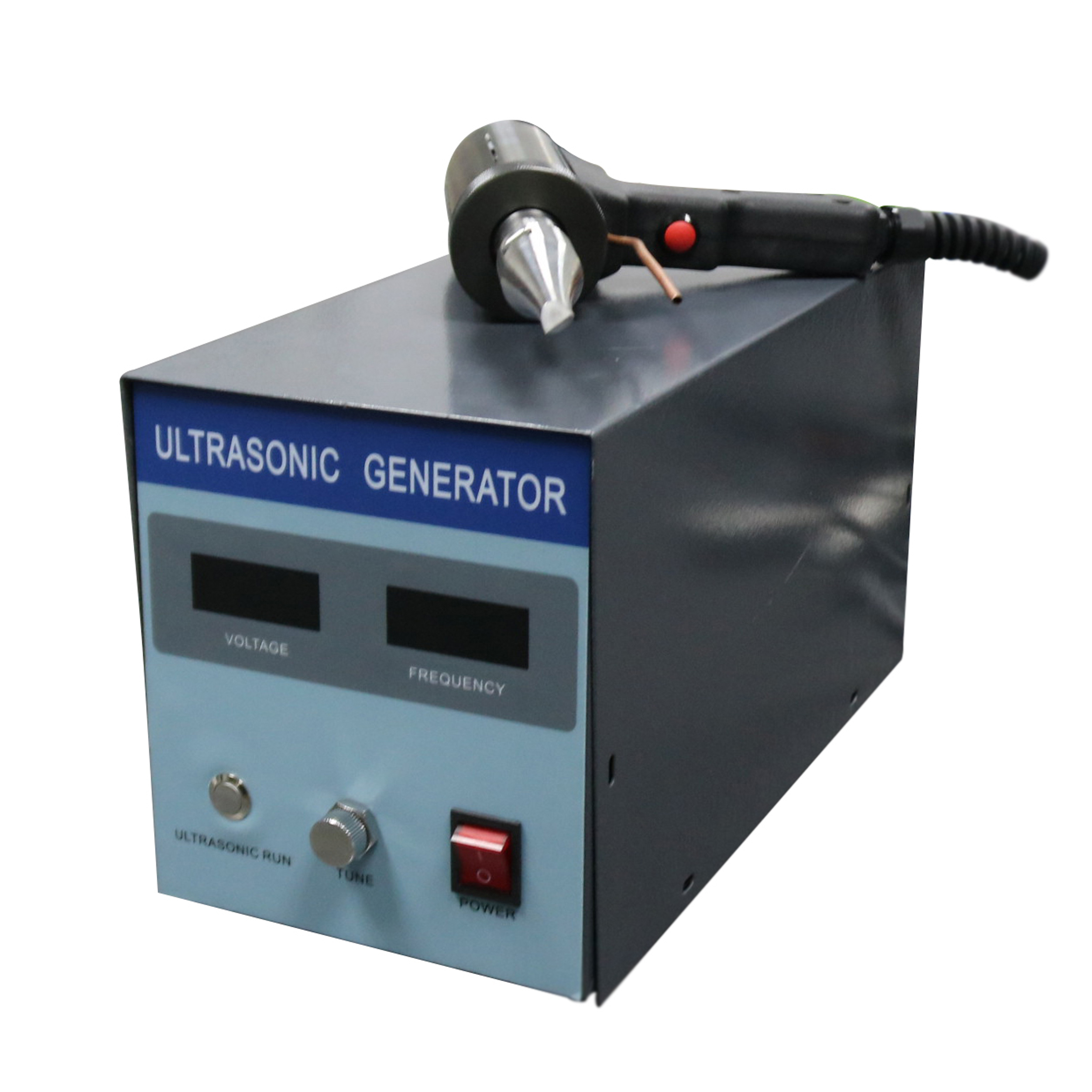 High Frequency Automatic Ultrasonic Welding Machine 28Khz Ultrasonic Spot Welders