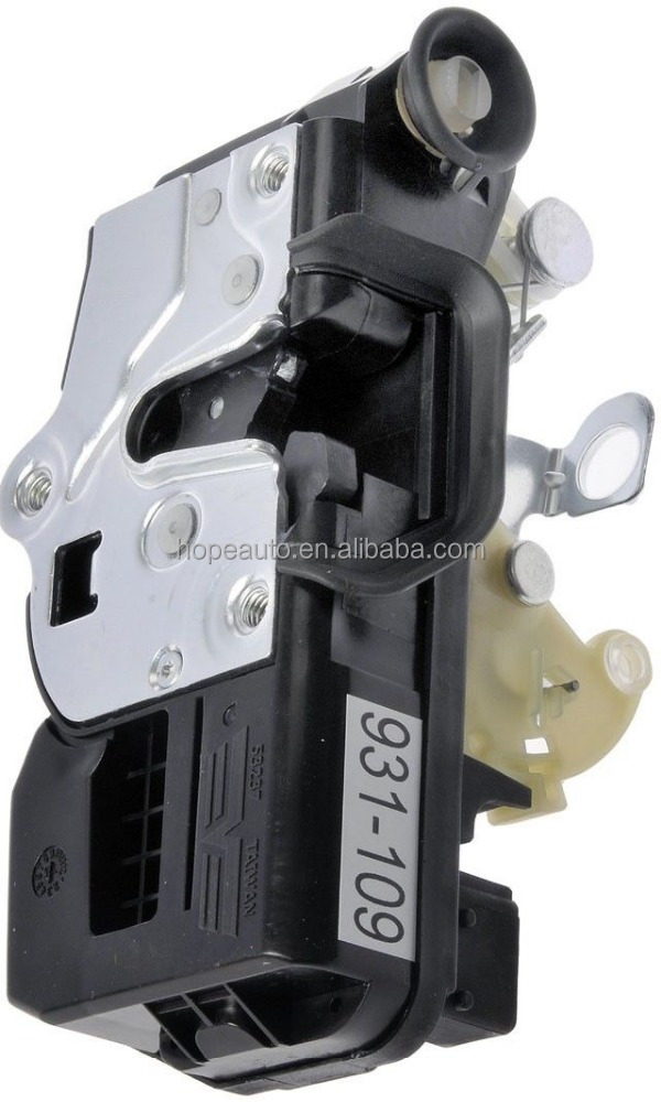 NEW Rear <strong>Passenger</strong> Right Door Lock Actuator Integrated with Latch 931-109