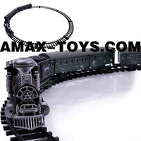 RCT-02519036B model railway Electric powered track train with sound and lights (can smoke)