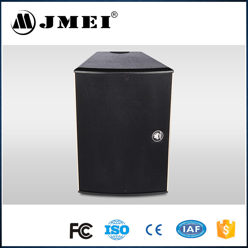 Alibaba China Manufacturer 300w 4 ohm Audio Equipment Subwoofer Box Speaker for Concert Karaoke Disco Stage