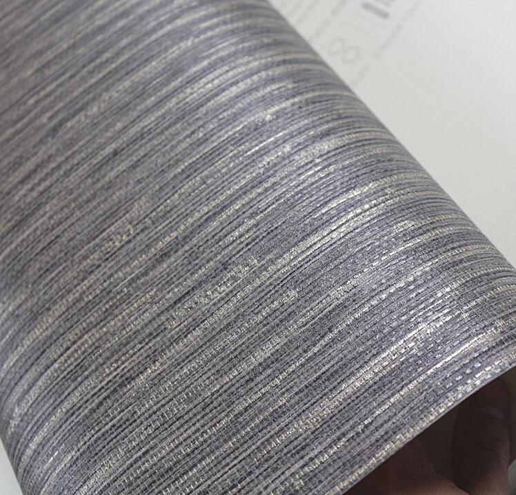 Vertical Texture Metallic Silver Faux Grasscloth Vinyl: Wholesale Gray Vinyl Faux Horizontal Grasscloth Texture