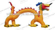 2012 inflatable dragon for advertising