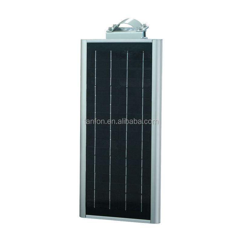 Solar Power Energy Street Light Pole30W , Satisfactory Prices led Solar Street Lights 30w Solar Street Led Lamp 30W