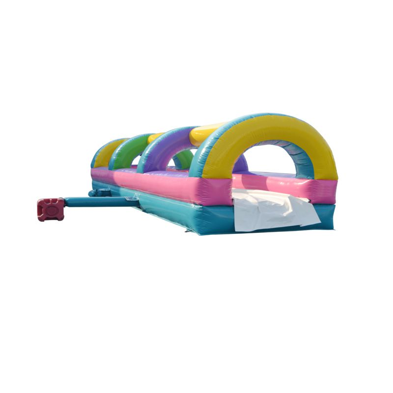 GMIF5404 top selling big inflatable kids slide for promotion customized inflatable combo slide