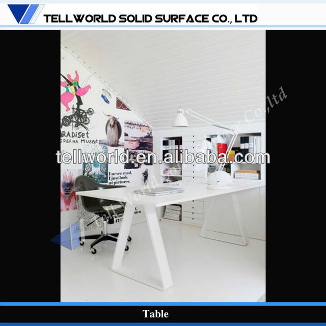 Contemporary morden and fashion design CEO computer office table,office furniture
