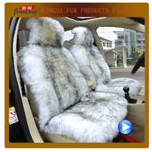 Auto Australia Sheep Long Fur Car Seat Covers