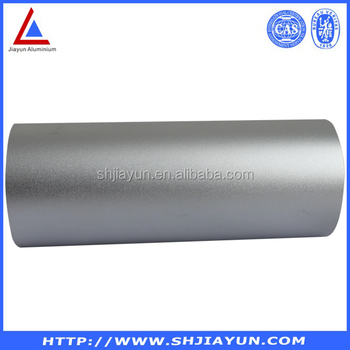 6000 series 6061 6063 6005 anodized aluminium tube/pipe with ISO & BV & ROHS certificate