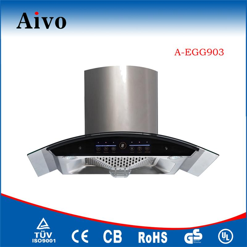 Professional used range hoods commercial kitchen range hood