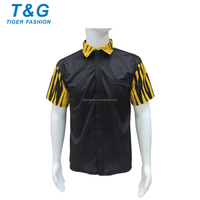 Promotional Men T-shirt Clothing polo shirt Polo-neck