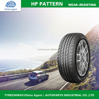 China Top 10 brand CAR/PCR TIRES passenger tyre HP pattern 225/50R16 With import tyres