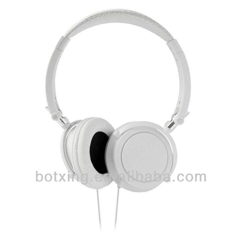 Best selling in american market folding gaming headset with mic