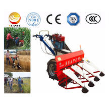 wheat reaper and binder/paddy reaper machine/self -Walking harvesting and bundling machine for paddy