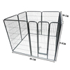 Portable Eco-Friendly Material Pretty foldable dog exercise pen