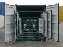 8 foot 9 foot 10 foot shipping container