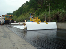 Polyester Non woven Filament Geotextile Size For Road Construction Mat