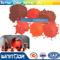 Ceramic pigment inclusion color for glaze stain in crockery Industry with ISO 9001