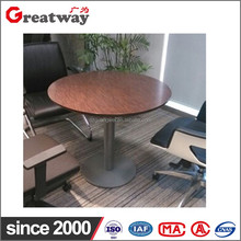 Metal dining table legs furniture antique cheap round wooden table